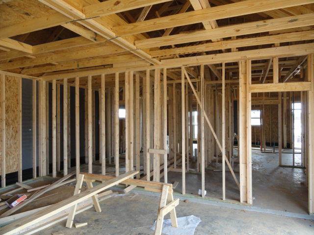 Interior Walls Be Framed In Jackson Mississippi Echols